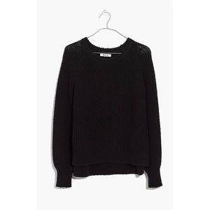 Madewell Balloon Sleeve Sweater